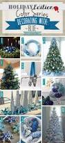 woodland inspired blue christmas by paul lowe sweet paul
