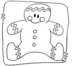 gingerbread coloring pages crafts and worksheets for preschool