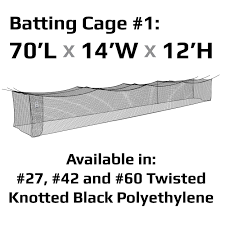 jugs sports batting cages and batting cage nets
