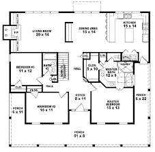 country style house floor plans 3 bedroom country floor plan ranch style house plans square foot