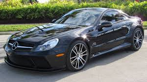 mercedes sl amg black series 2009 mercedes sl65 amg black series start up exhaust and in