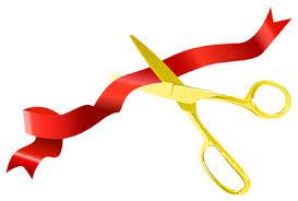 grand opening ribbon vinita area chamber of commerce ribbon cuttings