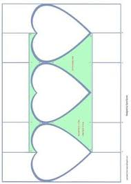 tutorial concertina card includes photo template tutorials