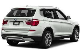 bmw van 2015 2014 bmw x3 overview cars com