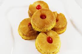 pineapple upside down mini cakes savvy in the kitchen