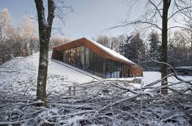 Mountain House Designs Dutch Mountain Denieuwegeneratie Archdaily