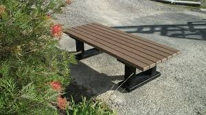 benches repeat signs quality recycled plastic products