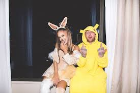 Ariana Grande Costumes Halloween Ariana Grande Mac Miller U0027s Halloween Couple Costumes Total