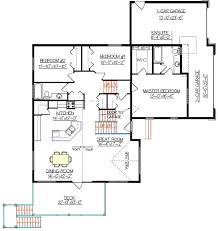 bi level home plans 29 best floorplans and style images on home plans
