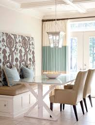 Shabby Chic Bench Dining Room Great Shabby Chic Pine Dining Table With Chairs And