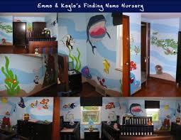 nemo nursery theme