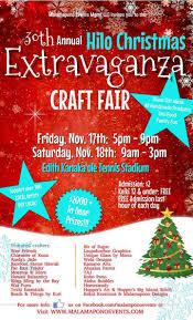annual hilo christmas extravaganza craft fair hawaii com