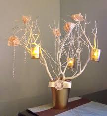 Tree Branch Centerpiece Diy Wedding Centerpieces Branches Branches Wedding Centerpieces