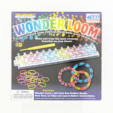 looms bracelet maker images Wonder loom bracelet making kit discount designer fabric jpg