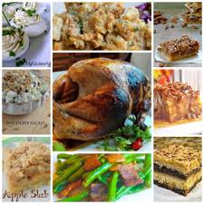 traditional thanksgiving menu and recipes traditional thanksgiving
