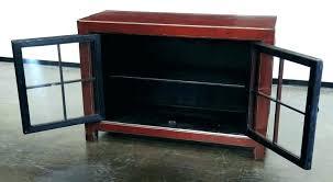 small black cabinet with doors sliding door media cabinet media cabinets with doors sliding door