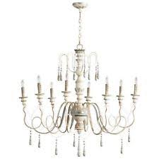 French Wooden Chandelier Wooden Country Chandeliers U0026 Ceiling Fixtures Ebay