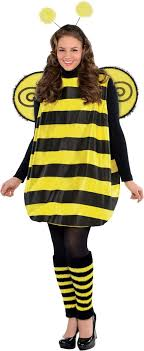plus size costume bee costume plus size party city