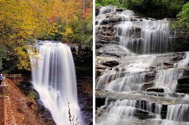 North Carolina waterfalls images Waterfalls near highlands and cashiers nc jpg