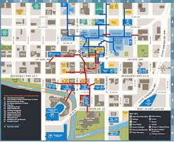 skyway and subway map of rochester minnesota around rochester