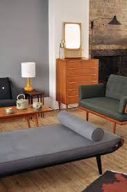 wonderful mid century modern living room ideas grey sofa bench
