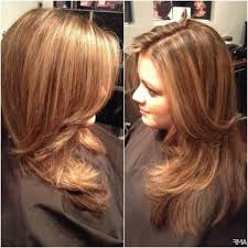 Light Brown Hair Blonde Highlights Blonde Hair With Platinum Balayage Highlights Popular Long
