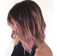 pink highlighted hair over 50 best 25 pink hair highlights ideas on pinterest brown hair pink