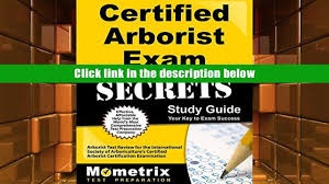 free download certified arborist exam secrets study guide