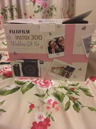 Wedding Gift Set Fujifilm Instax 300 Wedding Gift Set In Highbridge Somerset