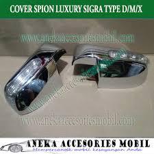 Daihatsu Sigra Trunk Lid Cover Chrome cover spion daihatsu sigra cover mirror daihatsu sigra mirror