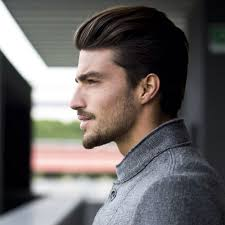 feathered brush back hair 19 classy hairstyles for men men s hairstyles haircuts 2018