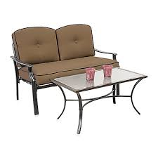 Bed Bath And Beyond Outdoor Furniture by Hawthorne 2 Piece Deep Seating Loveseat Set Bed Bath U0026 Beyond