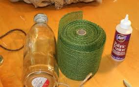 Decorate A Vase How To Decorate Vases With Burlap And Twine Real Advice Gal