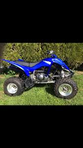 2007 yamaha 350 raptor motorcycles for sale
