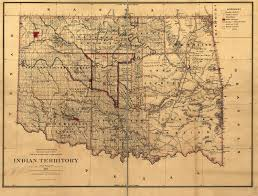 of the indian territory