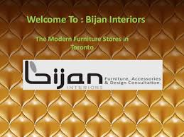 Furniture Stores Modern by The Modern Furniture Stores Bijan Interiors