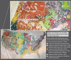 Map Portland Oregon by Aerial Photos Yellowstone Lake To Portland Oregon At 30 000 Feet