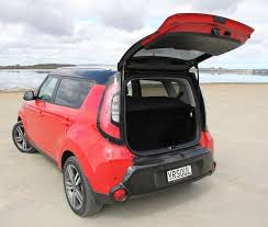 Kia Open Automotive News Nz Kia Gives Its Boxy Newcomer A New And