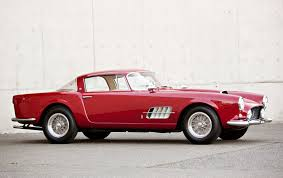 ferrari superamerica 1956 ferrari 410 superamerica series i coupe gooding u0026 company