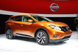 nissan murano in uk nissan murano makes ny show debut autocar