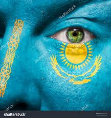 Flag Face Flag Of Kazakhstan Wallpapers Misc Hq Flag Of Kazakhstan