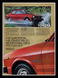 toyota car prices in usa curbside classic 1979 u2013 1982 toyota tercel u2013 toyota nails another one