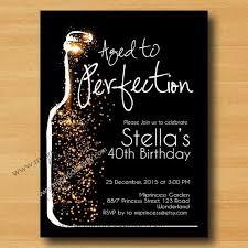 classy birthday invitations addnow info