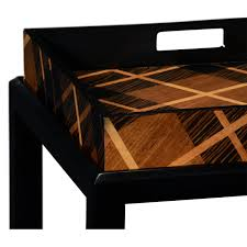 tray tables tartan butler trays swanky interiors
