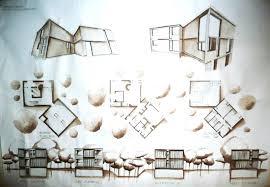 Esherick House Floor Plan by Fisher House Louis Kahn Plan House Design Plans