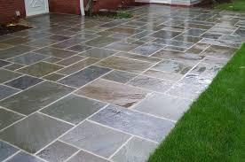 Painting Patio Pavers Interesting Garden Rock Painting Ideas Plan Painted Patio