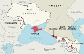 maps crimea russia a map of transnistria crimea and other geographical gray areas