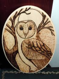 8 best images of printable pyrography patterns owls owl wood