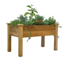 Free Wood Box Plans by Plant Stand Standing Planter Plans Easy Box Plansstanding Garden