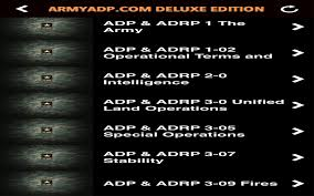 armyadp com deluxe edition new army study guide android apps on